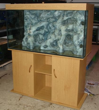 meuble sur roulettes pour aquarium. Black Bedroom Furniture Sets. Home Design Ideas